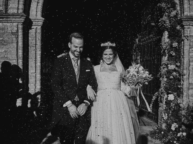 La boda de Manu y Lourdes en Gibraleon, Huelva 97