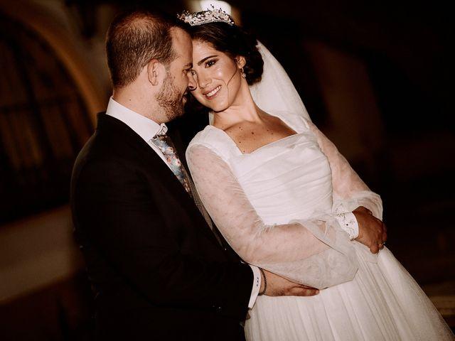 La boda de Manu y Lourdes en Gibraleon, Huelva 99