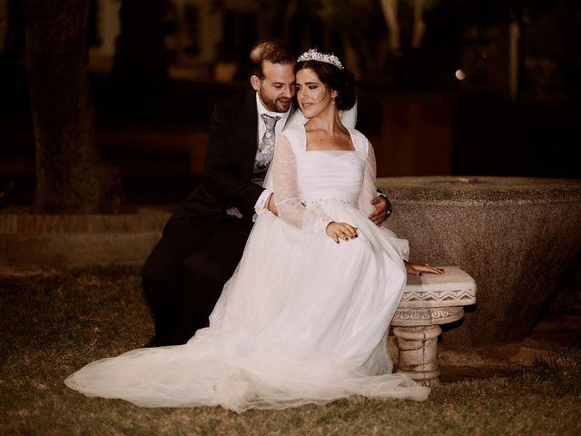 La boda de Manu y Lourdes en Gibraleon, Huelva 100