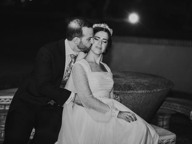 La boda de Manu y Lourdes en Gibraleon, Huelva 101