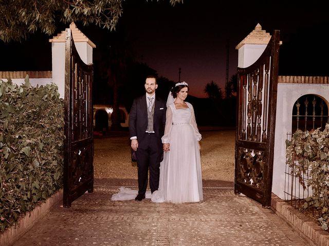 La boda de Manu y Lourdes en Gibraleon, Huelva 102