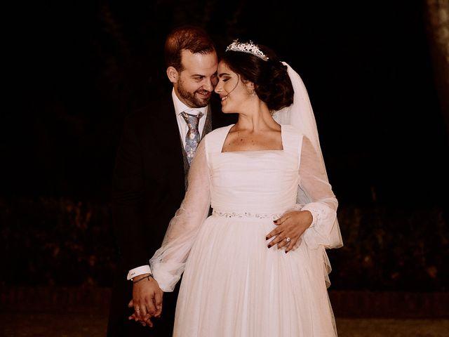 La boda de Manu y Lourdes en Gibraleon, Huelva 103