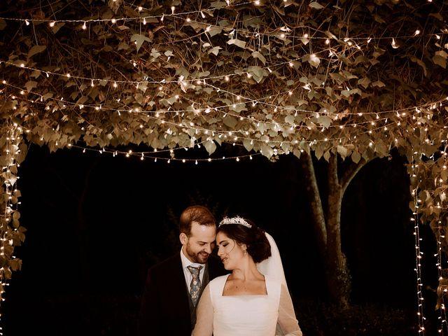 La boda de Manu y Lourdes en Gibraleon, Huelva 104