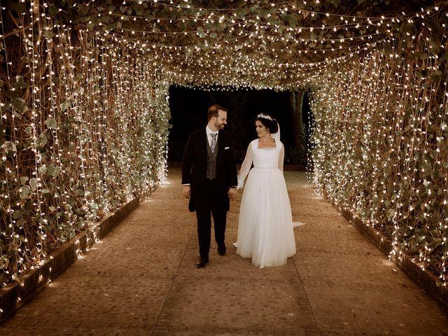 La boda de Manu y Lourdes en Gibraleon, Huelva 105
