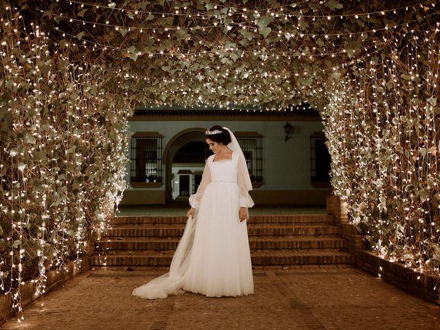 La boda de Manu y Lourdes en Gibraleon, Huelva 106