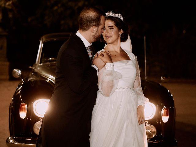 La boda de Manu y Lourdes en Gibraleon, Huelva 107