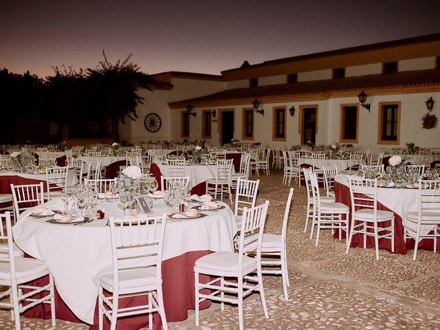 La boda de Manu y Lourdes en Gibraleon, Huelva 110