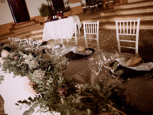 La boda de Manu y Lourdes en Gibraleon, Huelva 112