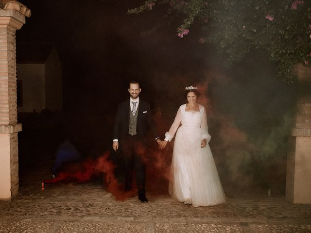 La boda de Manu y Lourdes en Gibraleon, Huelva 113
