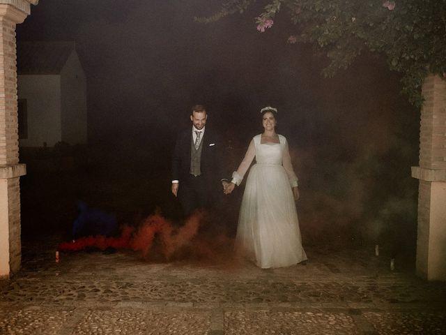 La boda de Manu y Lourdes en Gibraleon, Huelva 114