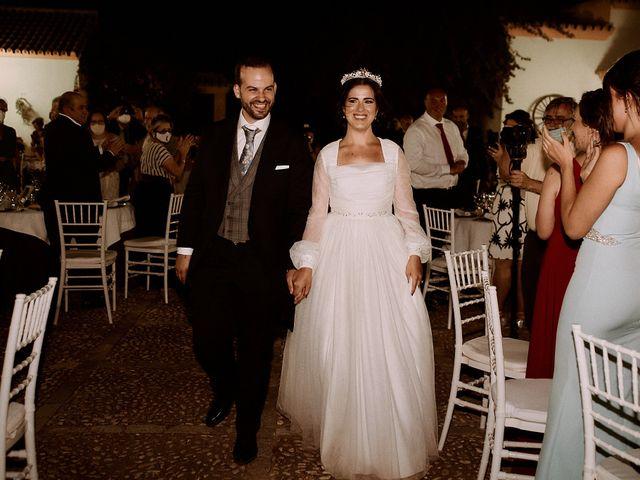 La boda de Manu y Lourdes en Gibraleon, Huelva 116