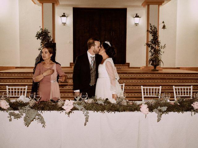 La boda de Manu y Lourdes en Gibraleon, Huelva 117