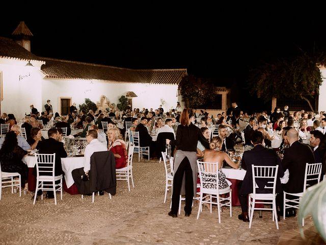 La boda de Manu y Lourdes en Gibraleon, Huelva 118
