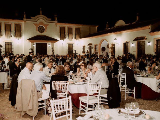 La boda de Manu y Lourdes en Gibraleon, Huelva 119