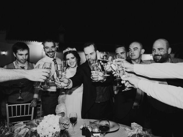 La boda de Manu y Lourdes en Gibraleon, Huelva 121
