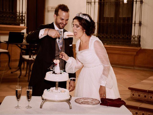 La boda de Manu y Lourdes en Gibraleon, Huelva 122