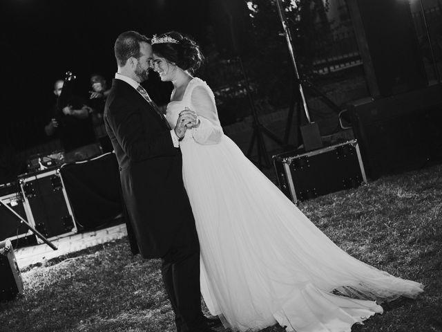 La boda de Manu y Lourdes en Gibraleon, Huelva 126