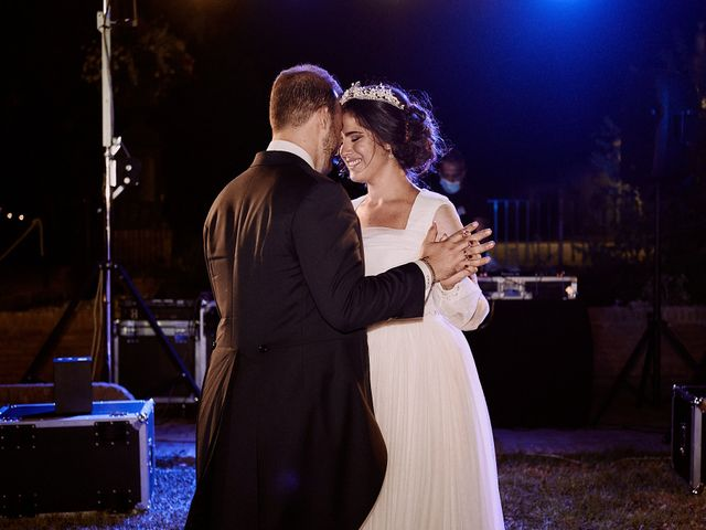 La boda de Manu y Lourdes en Gibraleon, Huelva 127
