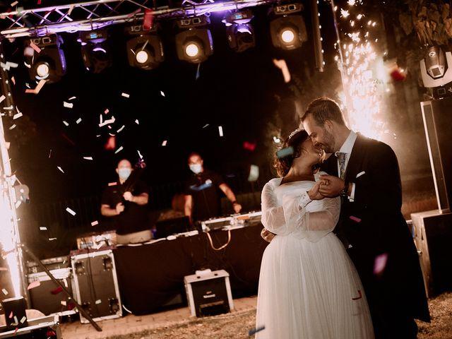 La boda de Manu y Lourdes en Gibraleon, Huelva 130