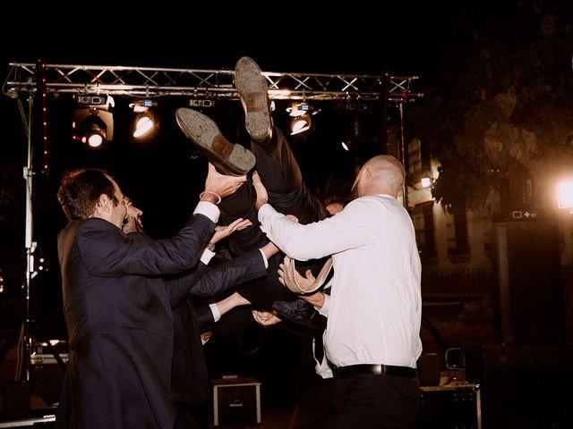 La boda de Manu y Lourdes en Gibraleon, Huelva 131