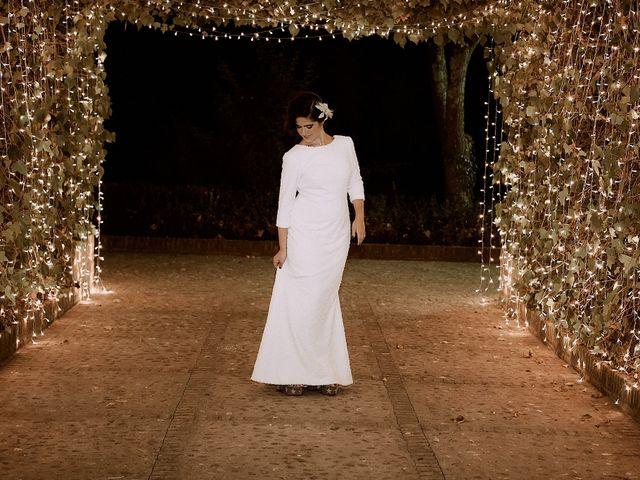 La boda de Manu y Lourdes en Gibraleon, Huelva 134