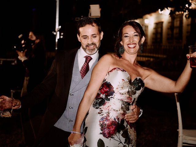 La boda de Manu y Lourdes en Gibraleon, Huelva 138