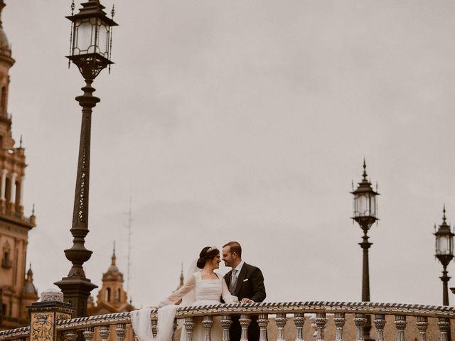 La boda de Manu y Lourdes en Gibraleon, Huelva 146