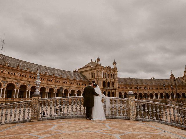 La boda de Manu y Lourdes en Gibraleon, Huelva 147