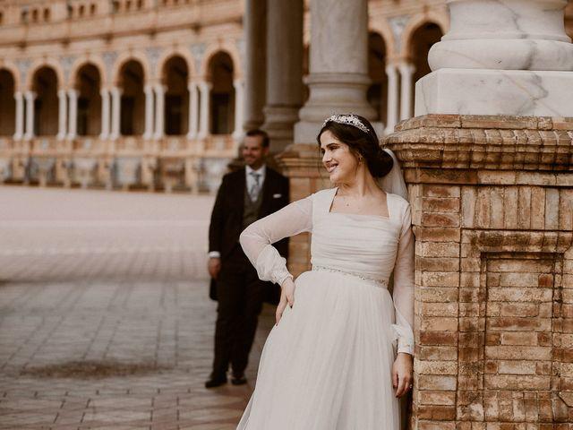 La boda de Manu y Lourdes en Gibraleon, Huelva 151