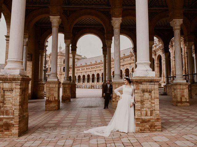 La boda de Manu y Lourdes en Gibraleon, Huelva 152