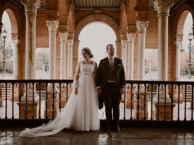 La boda de Lourdes y Manu