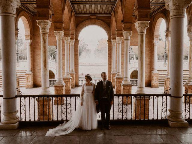 La boda de Manu y Lourdes en Gibraleon, Huelva 157