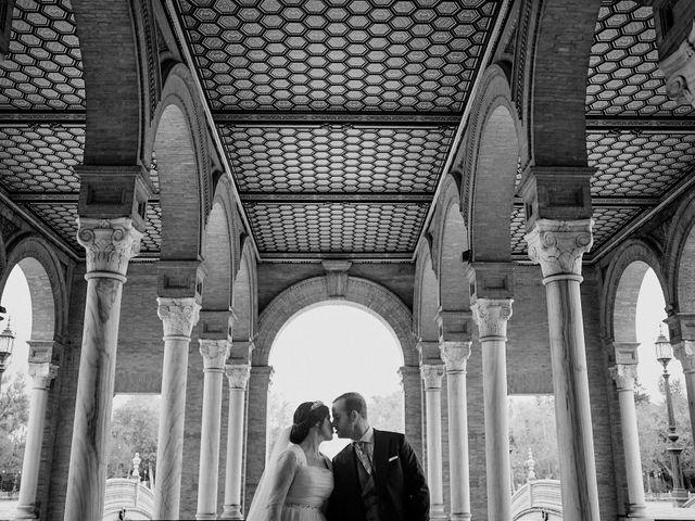La boda de Manu y Lourdes en Gibraleon, Huelva 158