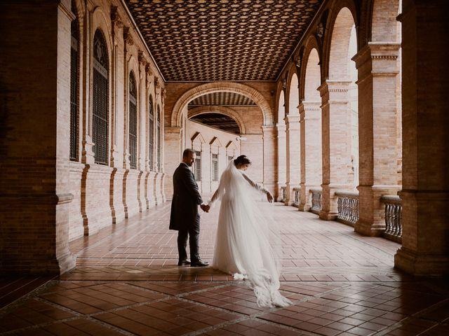 La boda de Manu y Lourdes en Gibraleon, Huelva 159