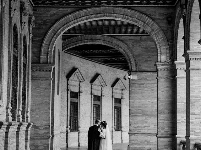 La boda de Manu y Lourdes en Gibraleon, Huelva 160