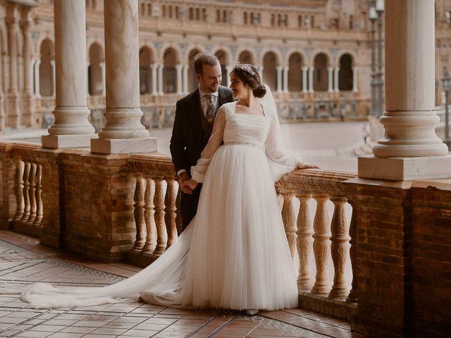 La boda de Manu y Lourdes en Gibraleon, Huelva 163