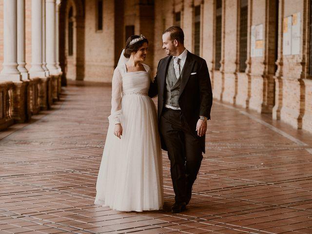 La boda de Manu y Lourdes en Gibraleon, Huelva 164