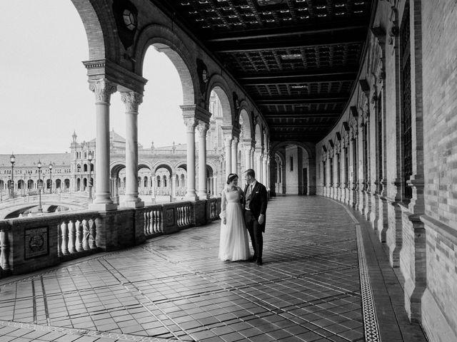La boda de Manu y Lourdes en Gibraleon, Huelva 165