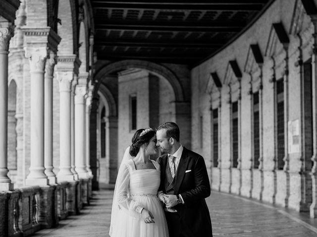 La boda de Manu y Lourdes en Gibraleon, Huelva 166