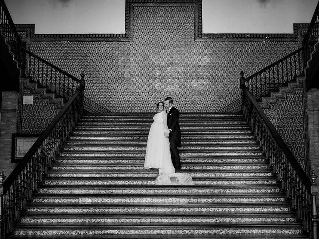 La boda de Manu y Lourdes en Gibraleon, Huelva 168