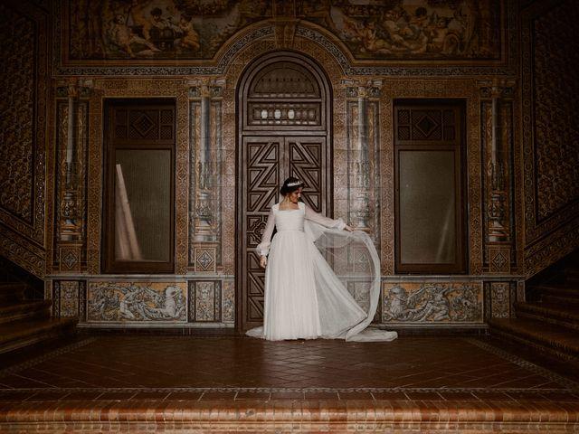 La boda de Manu y Lourdes en Gibraleon, Huelva 171