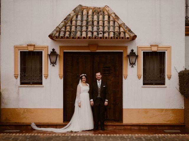 La boda de Manu y Lourdes en Gibraleon, Huelva 173