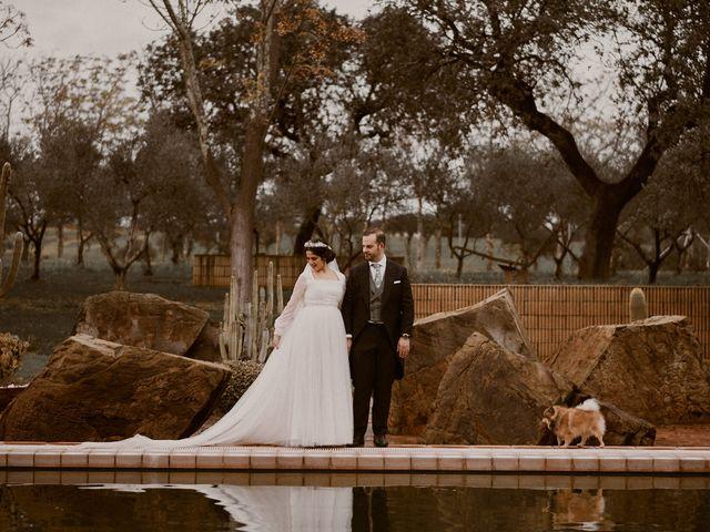 La boda de Manu y Lourdes en Gibraleon, Huelva 174
