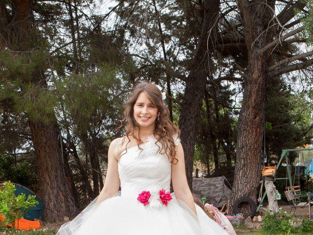 La boda de Adrian y Nadia en Alalpardo, Madrid 8