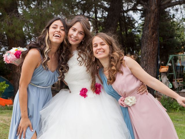 La boda de Adrian y Nadia en Alalpardo, Madrid 9