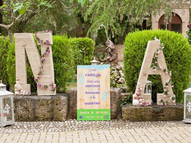 La boda de Adrian y Nadia en Alalpardo, Madrid 12