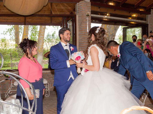 La boda de Adrian y Nadia en Alalpardo, Madrid 18