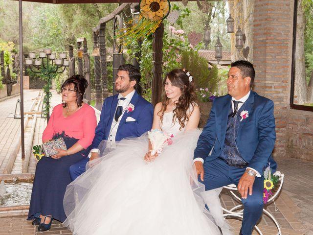 La boda de Adrian y Nadia en Alalpardo, Madrid 19