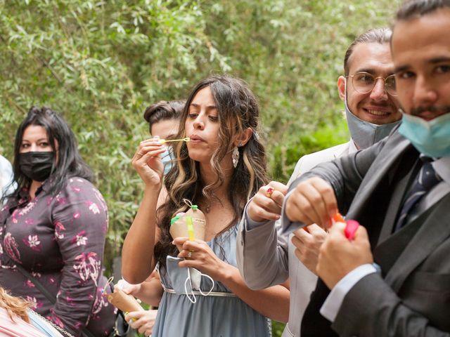 La boda de Adrian y Nadia en Alalpardo, Madrid 23