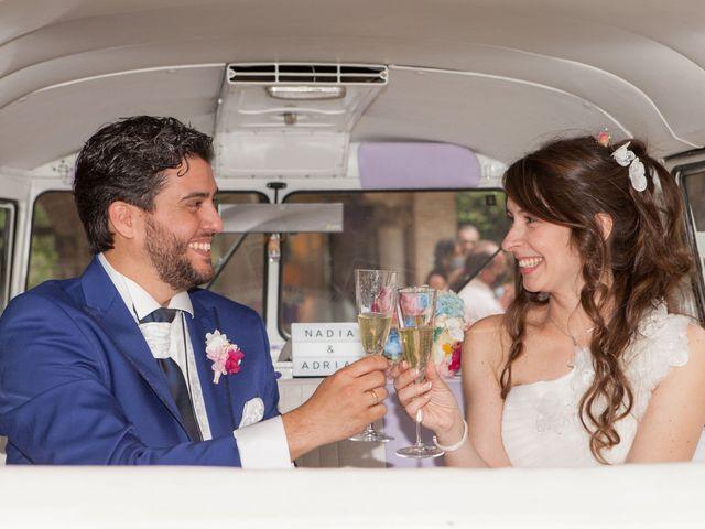 La boda de Adrian y Nadia en Alalpardo, Madrid 26